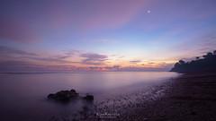 pastel sunrise (rian.krenzer) Tags: bali beach clouds indonesia ocean sky summer travel