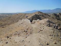 E. Indio Hills  (28) (PSHiker) Tags: hike gops greatoutdoorspalmsprings slotcanyon sanandreasfault sanandreausfault
