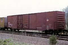 MP 375096 (Chuck Zeiler) Tags: mp 375096 railroad boxcar box car freight cotter train chuckzeiler chz