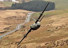 OMEN (Dafydd RJ Phillips) Tags: zh88 zh889 hercules c130 brize norton raf loop mach royal air force low level
