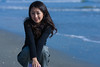 Mei (Chris-Creations) Tags: ocean mei beach portrait people pretty chinese asian woman lady petite girl feminine femme fille attractive sweet cute beauty lovely amateur wife gorgeous beautiful glamour mujer niña guapa chica esposa женщина 女孩 女人 性感 妻子 20041230049
