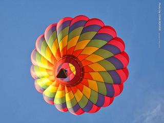 Hot Air Balloon in Olathe, 21 May 2018