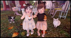 Sweet Treats (delisadventures) Tags: secondlife secondlifefashionblog secondlifefashion second secondlifeblog seconlifefashion fashionblog fashion fashions fashin slfashionblog slfashionblogger slfashion slfashions slfashino slfashin babyfashion toddleedoofashion sisters pussy cat skirt little miss tiny trinkets lazo adorable bebe body