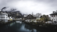 Interlaken, Switzerland (Syed Ali Warda) Tags: syedaliwarda architecture artistic architectural art arts artististic building buildings bridge blue bluesky boats cityscape canon clouds cityscapes city culture coast contrast dramatic dark darkclouds distinguishedlongexposure dusk distinguishedlongexposures excellent europe exposure exciting explore explored flickr flickraward flickrbest freedom greatphotographers water landscape landscapes panorama panaromic swiss switzerland canon5dmk3 people photoadd interlaken