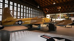 Lockheed 580 T-33A-1-LO 56-1573 in Big Spring (J.Comstedt) Tags: aircraft aviation aeroplane museum airplane us force big spring texas hangar 25 usa lockheed 580 t33 usaf 561573 n5848f air johnny comstedt