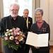 Bundesverdienstkreuz für Lore Bernecker-Boley
