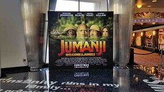 Entertainment, Jumanji, Backlit Graphics with T3 System