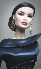 SHADE! (Hoang Anh Khoi) Tags: fashionroyalty kyorisato shade supermode supermodel convention integritytoys doll