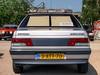 Peugeot 405 1.9 SRI (Skylark92) Tags: nederland netherlands holland noordholland amsterdam noord north ndsm werf yard youngtimer event 2018 peugeot 405 19 sri 1991 3xtt10