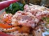 bone daddies Kani Tonkotsu (n.a.) Tags: japanese ramen soft shelled shell crab tonkotsu 20 hour pork bone broth noodles soup bowl food soho london kale clarence court orange yolk egg black onion seeds nori seaweed