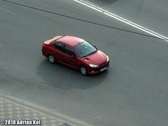 Peugeot 206 sedan (Adrian Kot) Tags: peugeot 206 sedan