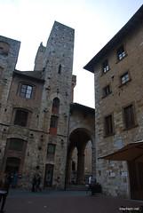 Сан-Джиміньяно, Тоскана, Італія InterNetri Italy 397