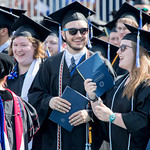 "<b>Commencement 2018</b><br/> Luther College Commencement Ceremony. Class of 2018. May 27, 2018. Photo by Annika Vande Krol '19<a href=""//farm1.static.flickr.com/882/40651600010_02e7ebd957_o.jpg"" title=""High res"">∝</a>"