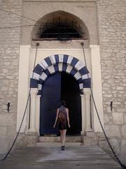 Elegance (marco_albcs) Tags: tunisia tunisie le kef lekef elkef northafrica afriquedunord kasbah castle fortress door entrance entering