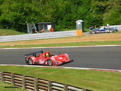 Mike Furness - 2007 Courage LC75 (BenGPhotos) Tags: lmp2 2018 masters historic festival endurance legends brands hatch race racing sports prototype car motorsport mike furness 2007 courage lc75 aer