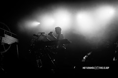 Public Service Broadcasting | Dreamland Margate (@houdi_) Tags: dreamland margate publicservicebroadcasting dreamlandmargate kent janeweaver livemusic netsounds nikon public service weaver electronic audiovisual mining spaceexploration flight brokenrecords inverness toothandclaw tooth claw music houdi littlemillofhappiness mill little rock