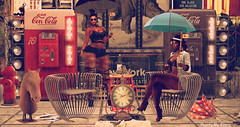 Majesty- Some People Feel The Rain, Others Just Get Wet (Ebony (Owner Of Majesty)) Tags: cynful chezmoifurniture chezmoi kraftwork boon kalopsia kalopsiasl fameshed liaisoncollaborative void homedecor homes decor decorating blackqueen blackbeauty blackfemale fashion fashionista femmefatale diva dainty rain seasons secondlife sl virtual virtualliving virtualspaces videogames mesh majesty majestysl majesty2018 design ebonycyberstar