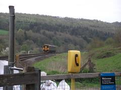 Sprinting Sprinter (Road-hog123) Tags: dmu class150 claverton bath train railway sprinter
