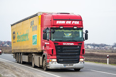 Scania R420 Topline (UA) (almostkenny) Tags: lkw truck camion ciężarówka scania r420 topline ua ukraine bc bc8703ex ex vandepol