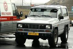 Nissan Patrol - 1987 (timvanessen) Tags: by71kz hardtop hard top