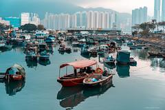 Lei Yue Mun (Joachim Wuhrer) Tags: joachimwuhrer hongkong victoriaharbour leiyuemun harbour holiday asia sel55f18z sonya7iii sonya73 streetphotography sony streetart architecture