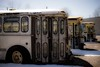 Retired buses (SONICGREGU) Tags: canada haltoncountyradialrailway transitmuseum rockwood ontario nikon oldbuses toronto ttc bus retiredbuses buses