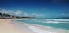 Solitary beach (Carlos A. Aviles) Tags: beach playa arena sand olas waves cielo sky mar sea oceano ocean atlantico atlantic color
