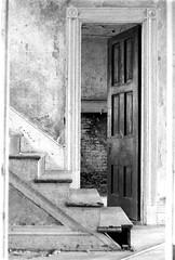 Abandoned house, near Newville, Pennsylvania. 1997. (brunofish) Tags: c copyright brunofish copyrighted material brian fish aka brunosih cbrunofish