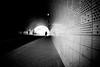 Close encounter (Black&Light Streetphotographie) Tags: mono monochrome urban leute personen peop le menschen menschenbilder tiefenschärfe wow shadow schatten sony streetshots streetshooting fullframe vollformat city dof