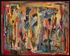 Norman Lewis, Phantasy II, 1946 1/13/18 #moma (Sharon Mollerus) Tags: museumofmodernart newyork unitedstates us cfptig18
