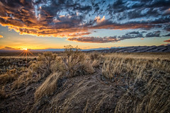 The Great Sand Dunes (noelfleming) Tags: alamosa co the great sand dunes colorado sunset noel fleming