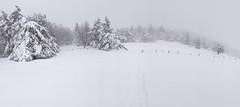 Slivnica (happy.apple) Tags: cerknica slovenia si slivnica slovenija winter notranjska snow snowstorm sneg zima panorama landscape geotagged