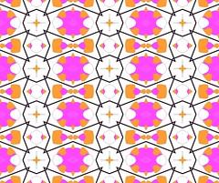 Seamless Pattern (Astronira) Tags: astronira pattern seamless graphic design abstract abstraction background symmetry texture textural art image rhythm decorative pink backgroun фон узор орнамент обои розовый графика геометрический textured текстура