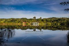 Salão de Festas (Judson Castro) Tags: lago hotelfazenda espelhodagua reflexo teresópolis salãodefestas céu hotelfazena pousadamonjolo