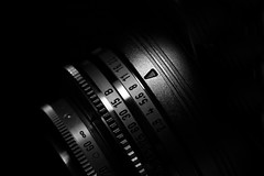 manual (Patrick JC) Tags: macromondays backintheday lens manual metal old