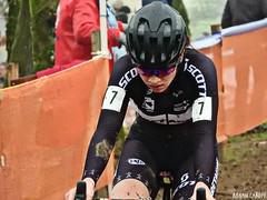 DSCN3154 (Ronan Caroff) Tags: cycling cyclisme ciclismo cyclist cyclists cycliste velo bike course race sport sports cyclocross cx mud boue women woman junior juniors quelneuc morbihan 56 bretagne breizh brittany france championnatdefrance championnat championship cup coupe dames femmes