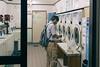 Nagoya Nights. (リンドン) Tags: 名古屋 夜 ニコン 日本 コインランドリー 一人で nagoya coin laundry man japan nikon tamron 35mm vc 18 night