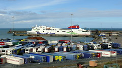 18 04 07 Stena Horizon at Rosslare (3) (pghcork) Tags: stenaline stenaeurope stenahorizon rosslare ferry ferries wexford ireland carferry 2018