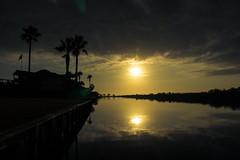 IMG_8140 (Neglekt Photography) Tags: bayouvista bayouvistatx texas tx midwest gulfofmexico travel natgeo canon canonsl1 rebelsl1 sl1 reflections water sky skies sunset goldenhour magichour