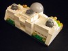 Micro Griffith Observatory - Building Only, Angle 1 (BrickBlvd) Tags: lego micro architecture griffith observatory