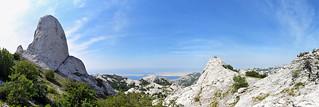 Stapina (1124 m), Park prirode Velebit, Hrvatska / Stapina (1124 m), Velebit Nature Park, Croatia