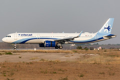 Interjet Airbus A321-200N XA-JOE MMMD 08APR18 (FelipeGR90) Tags: abc aerolineas manuel crescencio rejon airport 4o a21n a321 a321200 a321200n a321neo aij airbus interjet mid mmmd merida mexico xajoe yucatan