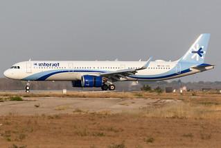 Interjet Airbus A321-200N XA-JOE MMMD 08APR18