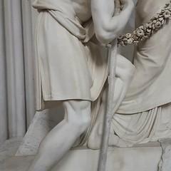 Canova did it better. (JdLZz) Tags: detail statue vienna canova art wien minimal