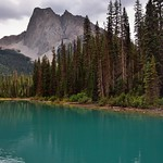 Turquoise Waters of Emerald Lake thumbnail