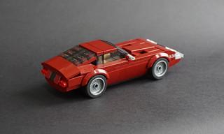 Lego 1969 Ferrari 365 GTB/4 - 02