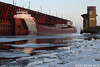 prc41118arrdkhp2_rb (rburdick27) Tags: ice scenicmichigan oredock philiprclarke lakesuperior marquette sunset