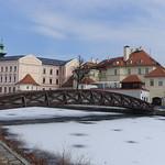 Malše River, České Budějovice, South Bohemia, Czech Republic thumbnail