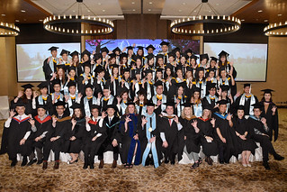 2018 UIU Hong Kong Commencement Ceremony