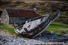 Scotland-5237.jpg (Tim Marshall 2013) Tags: scotland nc500 highlands lochs water sea sunset waterfall stream bridge castle harbour wreck boat johnogroats
